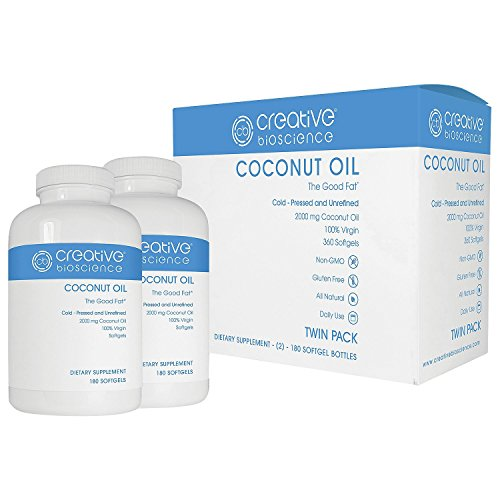 Coconut Oil 1234 000 Softgels product image
