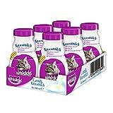 Whiskas Cat Milk (200ml) - Pack of 6
