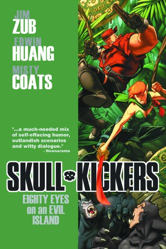 Skullkickers, Volume 4: Eighty Eyes on an Evil Island