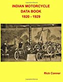img - for Indian Motorcycle Data Book 1920 - 1929 book / textbook / text book