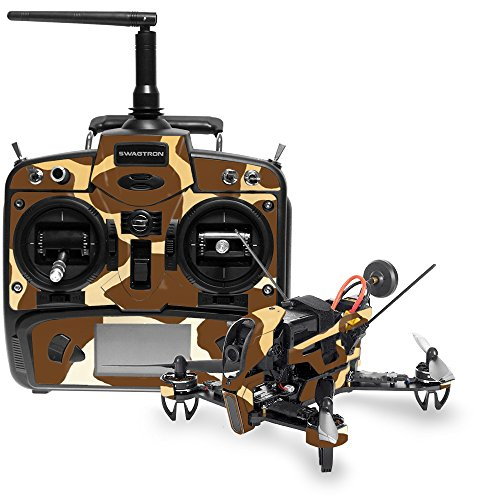 MightySkins Skin for Swagtron SwagDrone 210-UP - Giraffe | Protective, Durable, and Unique Vinyl Decal wrap Cover | Easy to Apply, Remove, and Change Styles | Made in The USA
