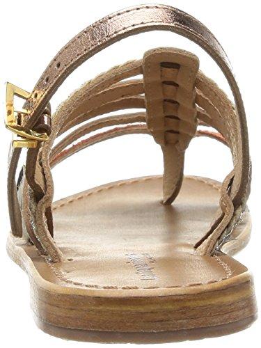 par Sandals Les Orange Pêche Belarbi Beguin M Tropéziennes Bronze Women's 61wUa1qZRx
