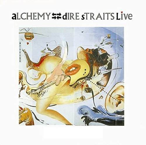 SACD : Dire Straits - Alchemy: Dire Straits Live: Limited (Super-High Material CD, Japan - Import)