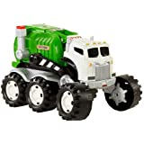 Mattel Matchbox Stinky The Garbage Truck - Mattel R0858