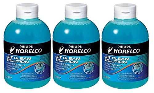 Philips Norelco HQ200 Jet Clean Solution (Pack of 6)