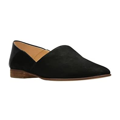 cfc1df4e072d1 Amazon.com | CLARKS Womens Easy Slip On Loafer | Loafers & Slip-Ons