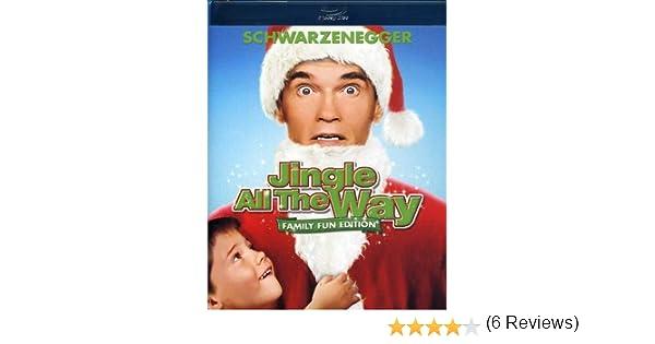 Jingle All The Way 2 Blu-Ray Edizione: Stati Uniti Reino Unido Blu-ray: Amazon.es: Arnold Schwarzenegger, Sinbad, Phil Hartman, Jeff L. Deist, Rita Wilson, ...