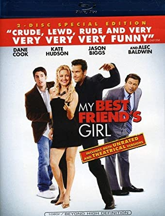 Amazon com: My Best Friend's Girlfriend [Blu-ray]: Kate Hudson, Dane