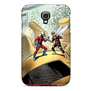 EricHowe Samsung Galaxy S4 Excellent Cell-phone Hard Covers Allow Personal Design Colorful Ant Man Pattern [iUv17323tJnR]
