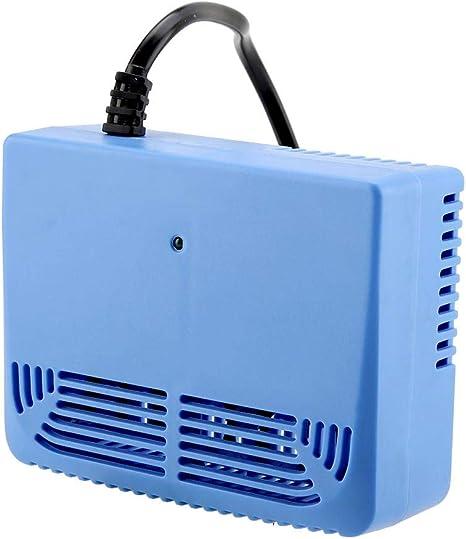 Contaminantes Olores Enchufe de la UE Dasorende Purificador de Aire Enchufable Generador de Iones Negativos Purificador de Ionizador Sin Filtro Limpia Al/éRgenos Moho