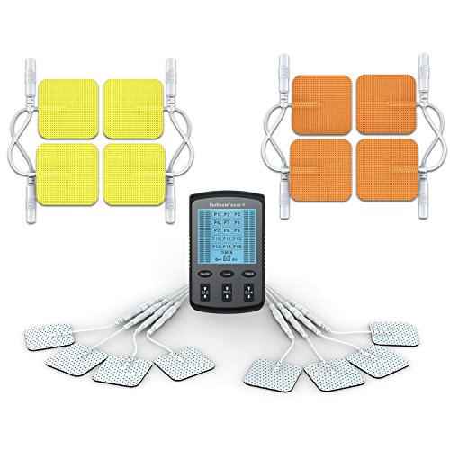 15 Modes Portable Powerful Tens ElectroTherapy Device