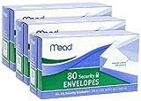 Mead #8 6 3/4 Security Envelopes-80 ct, 3 pk