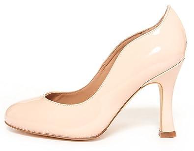 3bb82285019e Sargasso   Grey Lara Wide Fit Court Shoe  Amazon.co.uk  Shoes   Bags