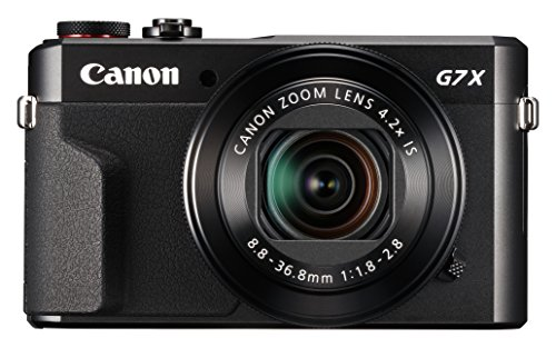 Canon Powershot G7 X Mark II Digital Camera Camera – Vlogging Camera, with Full HD 60p movies and tilt touch screen…