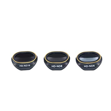 Penivo Neutral Density DJI Filters ND16 Filter Camera Lens for DJI Phantom 4 Quadcopter