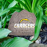NFL Los Angeles Chargers Team Logo Faux Rock Lawn
