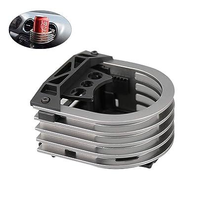 BlingBelle Aluminium Car Air Vent Cup Holder Adjustable