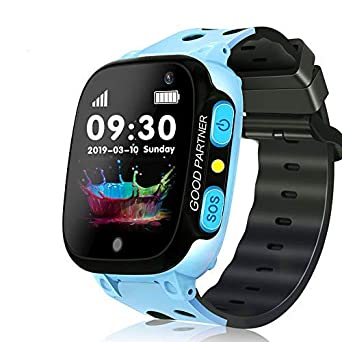 Smart Watch Kids - GPS Tracker podómetro Fitness Tracker ...