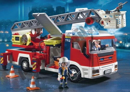 Ladder Playmobil (Playmobil Rescue Ladder Unit)