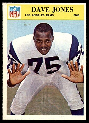Football NFL 1966 Philadelphia #96 Deacon Jones NM Near Mint LA Rams ()