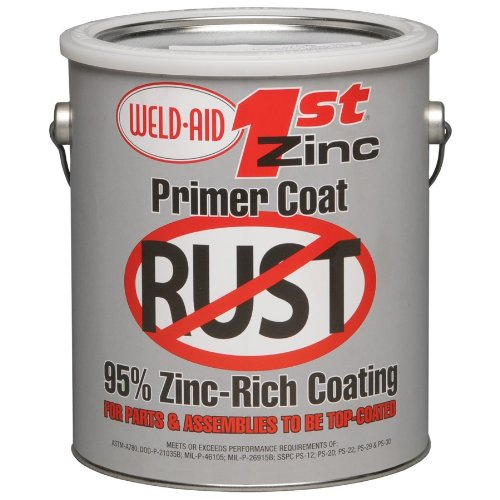 Zinc Primer - Weld-Aid FZ-200 1st Zinc Primer, 1 gal