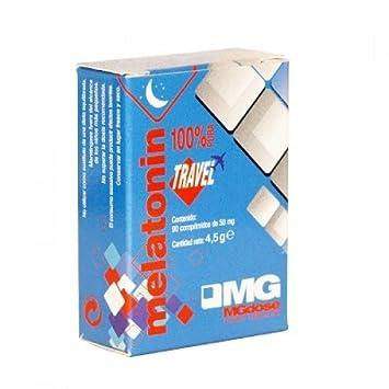 Melatonina Travel 90 Comprimidos de Mgdose: Amazon.es: Salud y cuidado personal