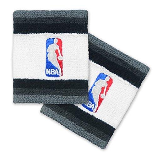 NBA 2015 All-Star Game Wristbands-White