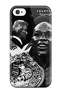 Oscar M. Gilbert's Shop Best 4440709K23618356 Anti-scratch And Shatterproof Mayweather Phone Case For Iphone 4/4s/ High Quality Tpu Case