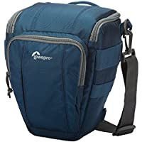 Lowepro Toploader Zoom 50 AW II Camera Case for DSLR and Lens, Blue