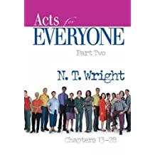 Acts For Everyone: Pt 2