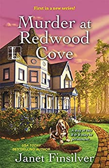 Murder at Redwood Cove (A Kelly Jackson Mystery) by [Finsilver, Janet]
