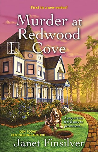 Murder at Redwood Cove (A Kelly Jackson Mystery Book 1)