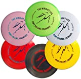 Wham-O Mini Disc 6 Pack Frisbee Golf Markers - Wright Life Design