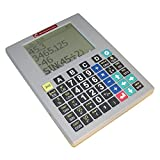 Low Vision Talking Scientific Calculator with Speech Output - Gray
