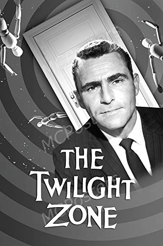 (MCPosters - The Twilight Zone TV Show Series Poster Glossy Finish - TVS796 (24