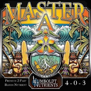 Master A Gal - Humboldt Nutrients - Organic Gardening and -