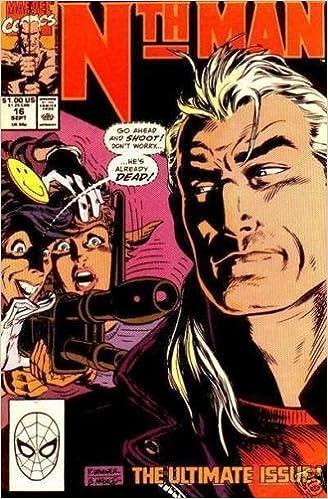 Amazon.com: Nth Man (The Ultimate Ninja)  # 16 September ...