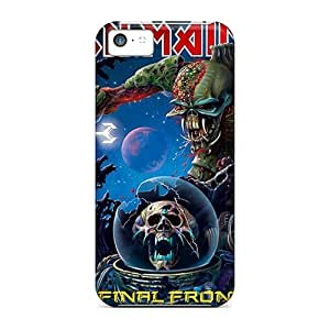 DrawsBriscoe Iphone 5c Protector Cell-phone Hard Covers Provide Private Custom High-definition Iron Maiden Series [FDx16186qGeZ]