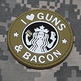 I Love Guns and Bacon - FDE
