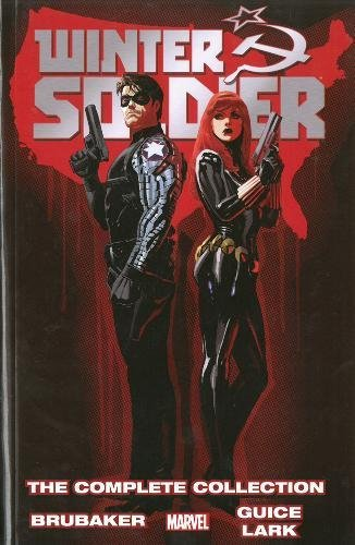 Winter Soldier by Ed Brubaker: The Complete Collection -