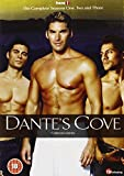 Dante's Cove (Complete Seasons 1-3) - 5-DVD Box Set ( Dante's Cove - Complete Seasons One, Two & Three ) [ NON-USA FORMAT, PAL, Reg.2 Import - United Kingdom ] by William Gregory Lee