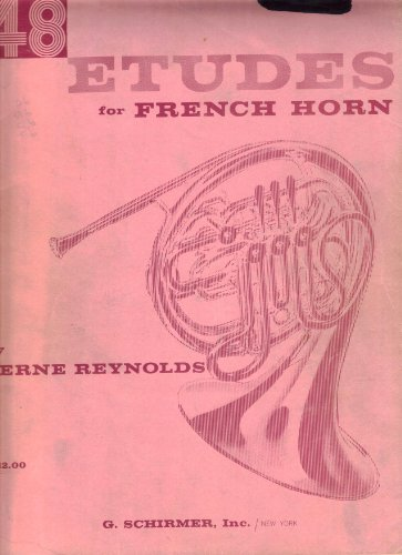 (48 Etudes for French Horn)