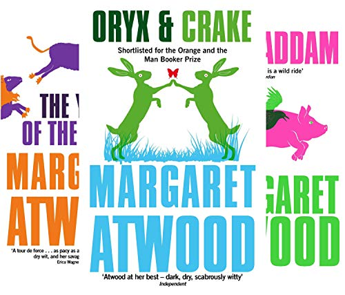 The Maddaddam Trilogy (Margaret Atwood Year Of The Flood Trilogy)