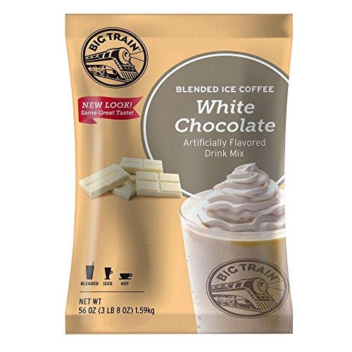 Big Train White Chocolate Latte, 3.5 lb bulk ()