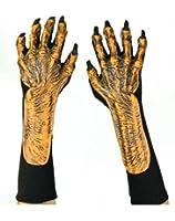 Hands Pumpkin Gloves