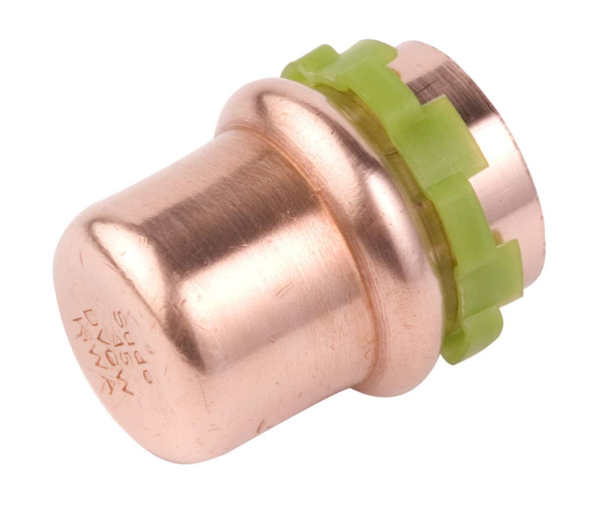 12 mm Kupfer Pressfitting SudoPress Kappe VC301