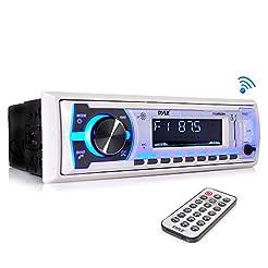 Pyle Marine Bluetooth Stereo Radio - 12v...