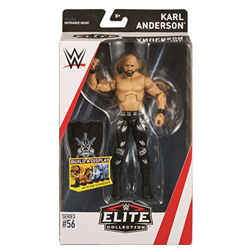 WWE Elite Collection Series # 56 Karl Anderson Action Figure by WWE