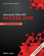 Shelly Cashman Series Microsoft®Office 365 & Access®2016: Comprehensive
