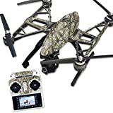 MightySkins Protective Vinyl Skin Decal for Yuneec Q500 & Q500+ Quadcopter Drone wrap cover sticker skins TrueTimber Htc Fall